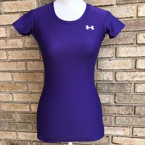 Under Armour fitted workout top
